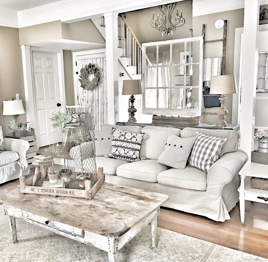 hanging window room divider living room view