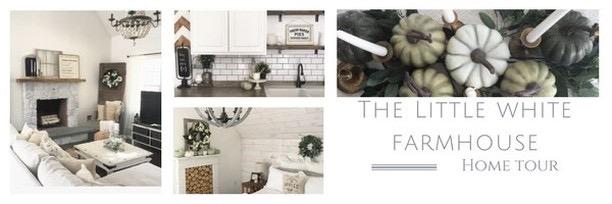 the little white farmhouse home tour